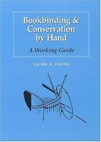Bookbinding & Conservation by Hand