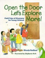 Open the Door, Let's Explore More!