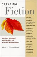 Creating Fiction