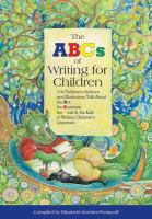 The ABC's of Writing for Children