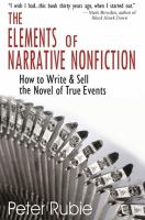 The Elements of Narrative Nonfiction