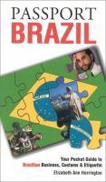 Passport Brazil