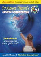 Professor Parrot's Sound Beginnings