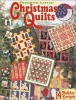 Favorite Little Christmas Quilts