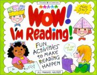 Wow! I'm Reading!