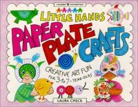 Little Hands Paper Plate Crafts