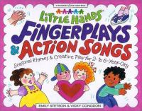 Little Hands Fingerplays & Action Songs