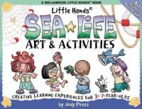Little Hands Sea Life Art & Activities