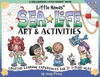 Little Hands Sea Life Art & Activities