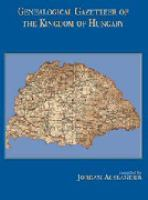 Genealogical Gazetteer for the Kingdom of Hungary