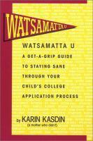 Watsamatta U
