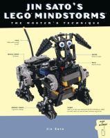 Jin Sato's Lego Mindstorms