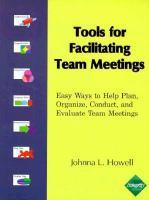Tools for Facilitating Team Meetings