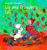 Lily and Trooper's Fall