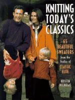 Knitting Today's Classics