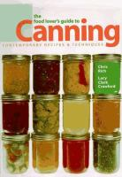 The Food Lover's Guide to Canning