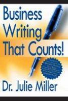 Business Writing That Counts!