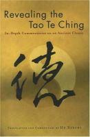 Revealing the Tao Te Ching