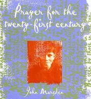 Prayer for the Twenty-first Century