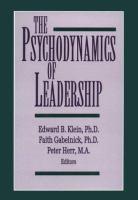 The Psychodynamics of Leadership