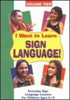 I Want to Learn Sign Language