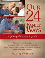 Our 24 Family Ways