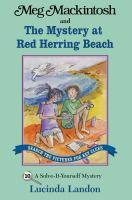 Meg Mackintosh and the Mystery at Red Herring Beach