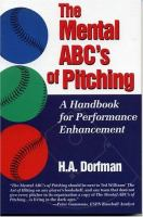 The Mental ABC's Of Pitching