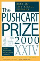 Pushcart Prize XXX, 2006