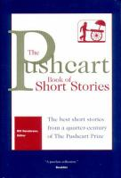 The Pushcart Book of Short Stories