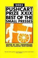 Pushcart Prize XXIX, 2005