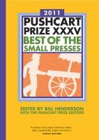 2011 Pushcart Prize XXXV