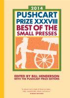 Pushcart Prize Xxxviii