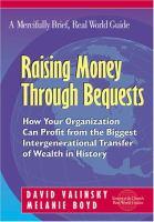 Raising Money Through Bequests