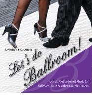 Christy Lane's Let's Do Ballroom