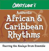 Christy Lane's African & Caribbean rhythms