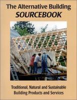 The Alternative Building Sourcebook