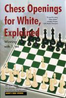 Chess Openings for White, Explained