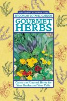 Gourmet Herbs