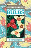 Summer-blooming Bulbs