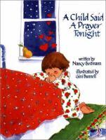A Child Said A Prayer Tonight