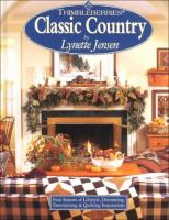 Thimbleberries Classic Country