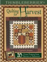 Thimbleberries Quilting for Harvest