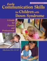 Early Communication Skills for Children With Down Syndrome