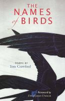 The Names of Birds : Poems