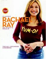 Classic Rachael Ray 30-minute Meals