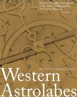 Western Astrolabes