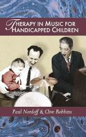 Therapy in Music for Handicapped Children