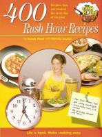 400 Rush Hour Recipes