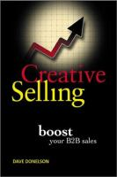 Creative Selling